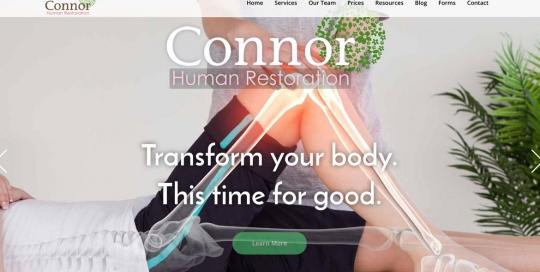 Connor Restoration