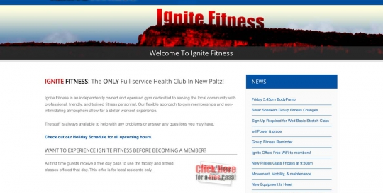 Ignite Fitness