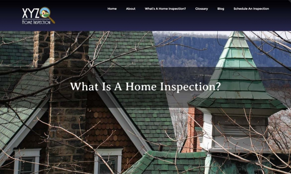 XYZ Home Inspection