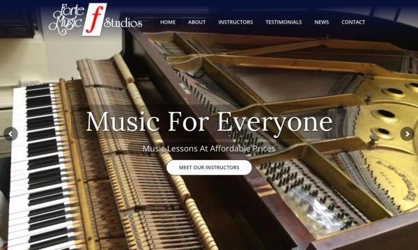 Forte Music Studios