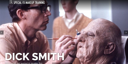 Dick Smith Special FX Makeup Training School